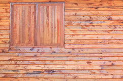Wooden window Stock Photos
