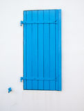 Wooden window shutter Royalty Free Stock Photo