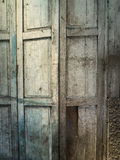 Wooden window texture background Royalty Free Stock Images