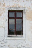 Wooden window. Texture of the wood old window Royalty Free Stock Photo