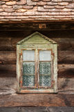 Wooden windows Stock Photography