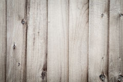 Wooden Wood plank with knots, pattern of natural old brown aged Royalty Free Stock Photo