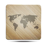 Wooden world Royalty Free Stock Photo