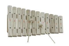 Wooden xylophone Stock Photography