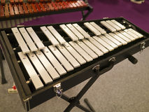 Wooden xylophone Royalty Free Stock Photography