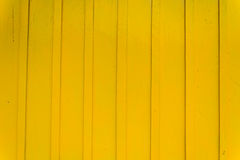 Wooden yellow. Stock Image