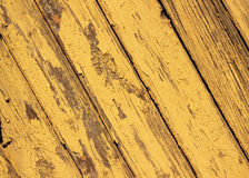 Wooden yellow texture. Wood yellow  fence bright texture Royalty Free Stock Photos