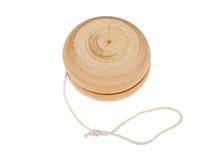 Wooden yo-yo Stock Photography
