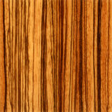 Wooden Zabrano texture to background Stock Image