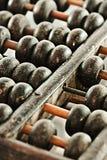 Woodenabacus Fotografía de archivo libre de regalías