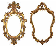 WoodenMirrors Stock Photos