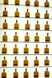 Woodford Reserve Visitors Center bottle display royalty free stock photo