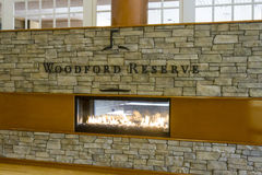 Woodford Reserve Visitors Center stock photography