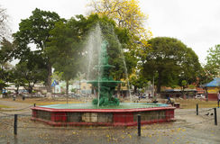 Woodford Square, Port of Spain, Trinidad Royalty Free Stock Photo