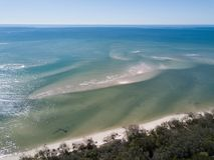 Woodgate Queensland in landelijk Australië stock afbeeldingen