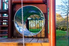 Woodgate-Tal-Nationalpark-Spielplatz Lizenzfreie Stockfotos