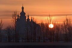 woodgine toronto церков 04 ave Стоковое Изображение RF
