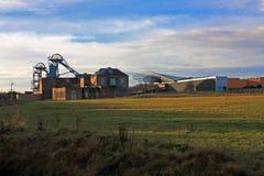 woodhorn музея colliery стоковое изображение