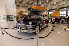 Woodie 1946 Chrysler Town and Country Convertible Stock Photography