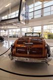 Woodie 1946 Chrysler Town and Country Convertible Royalty Free Stock Images