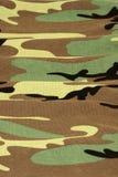 Woodland camouflage background Stock Image