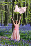 Woodland fairy Royalty Free Stock Photography