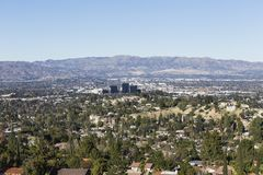 Woodland Hills à Los Angeles la Californie photo stock