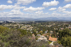 Woodland Hills Калифорния Стоковое Фото