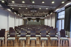 Free Woodland Hotel - Conference Centre Stock Photography - 29860242