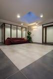 Woodland hotel - sofa Stock Images