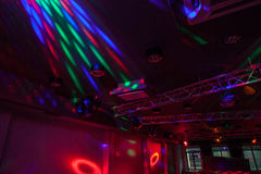Free Woodland Hotel - Neon Lights Royalty Free Stock Images - 34448429