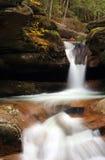 Woodland Waterfalls Stock Image