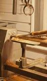 woodlathe зубила крумциркулей Стоковые Изображения RF