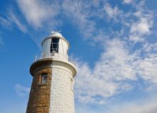 Woodman Point Lighthouse: Multiple Personalities Royalty Free Stock Photo