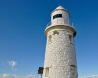 Woodman Point Limestone Lighthouse Tower Royalty Free Stock Photos