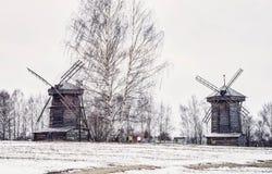 Woodmil de Suzdal Foto de Stock Royalty Free