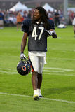 Woodney turenne, chicago bears Royalty Free Stock Photography