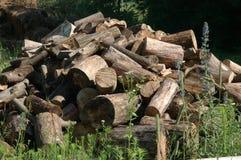Woodpile   Imagenes de archivo
