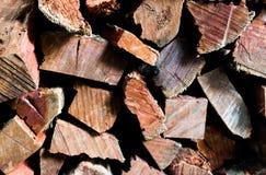 woodpile Photo stock