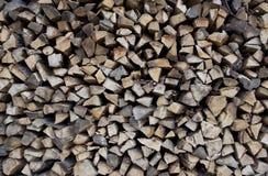 woodpile Obraz Royalty Free
