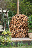 Woodpile Royalty Free Stock Photo