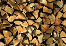 Woodpile Immagini Stock Libere da Diritti