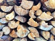 woodpile Imagen de archivo libre de regalías