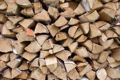 Woodpile background. Woodpile texture close up. Background royalty free stock photo