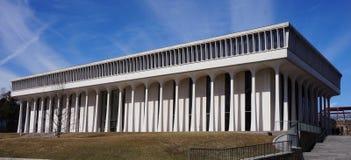 The Woodrow Wilson School at Princeton University Stock Images