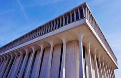 The Woodrow Wilson School at Princeton University Stock Photo