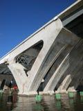 Woodrow- Wilsonbrücke Stockfotos