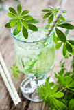 Woodruff punch Stock Photos