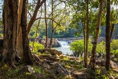 Waterfall at Thailand Stock Photo