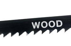 Woodsaw Stockbild